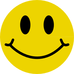 Smiley Face Clip Art 02